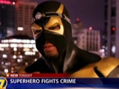 Phoenix Jones, where were you when I needed you?!