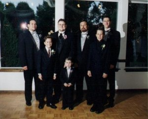 That's me on the far left... and yes... I'm a big boy.