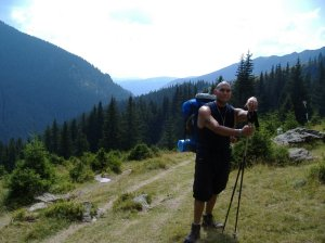 Carpathian alps!