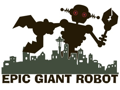 Epic Giant Robot