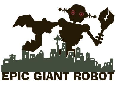 Epic Giant Robot